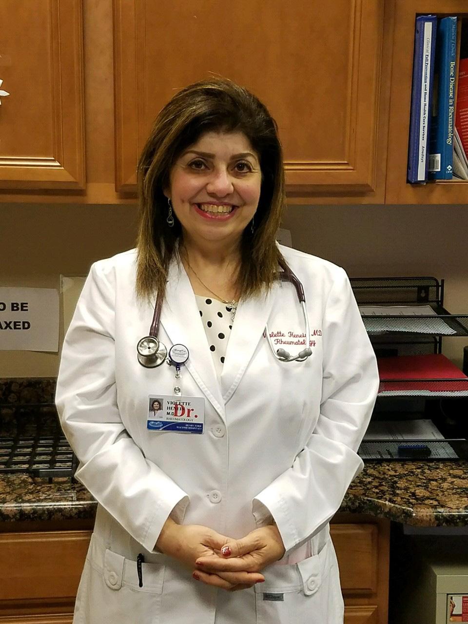 Dr. Violette Henein