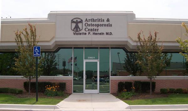Henein Arthritis Builing